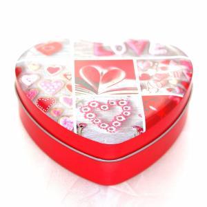 Boite chocolats vegan Bio pour la Saint-Valentin